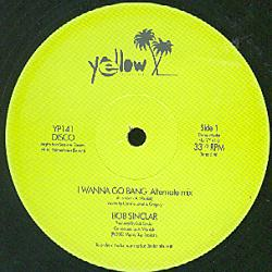 YP 141 - YELLOW Productions - BOB SINCLAR - Nature Boy